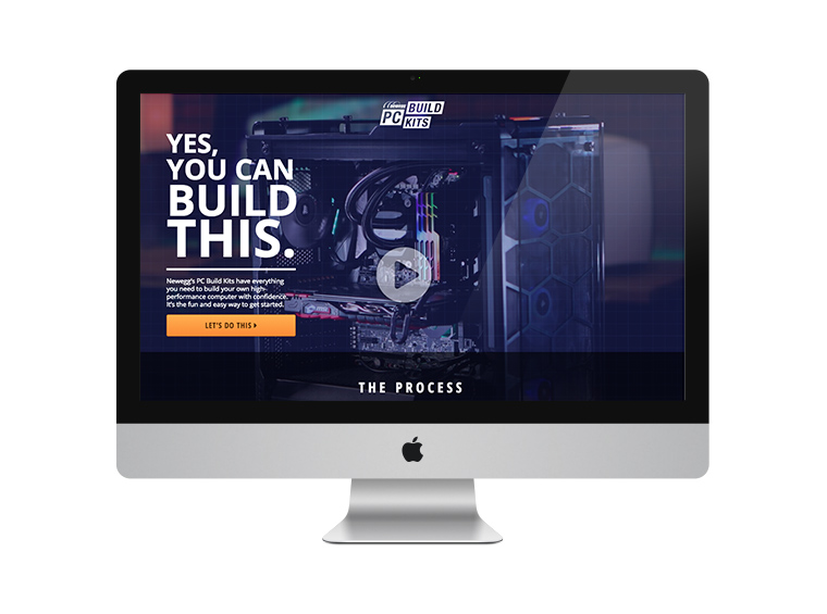 PC BUild Kit website